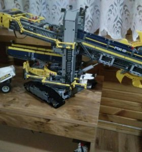Конструктор Lego Technic 42055