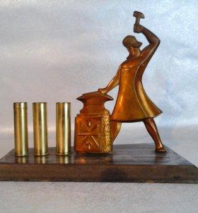 "Сувенир СССР ""Кузнец"" (""Левша"") Тула"