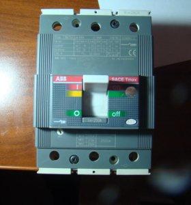 выключатель автоматический 3 х полюсной