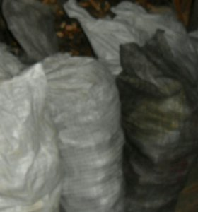 Продажа комкового угля (в мешках) дрова в мешках