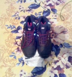 Спец ботинки Pezzol Италия (новые)