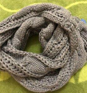 Снуд , шарф вязанный