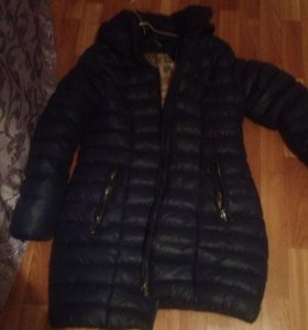 Зимнее пальто(куртка)