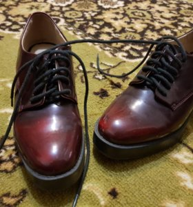 Туфли-ботинки zara