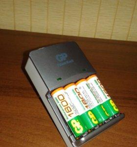 Зарядное устройство для батареек GPPowerBank