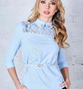 Блузка новая Турция 48 размер