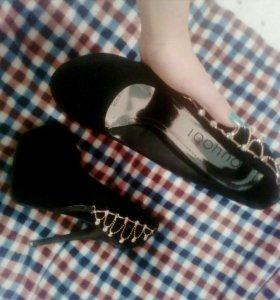 Туфли вечерние продаётся совершенно новое