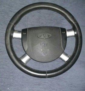 Руль на ford mondeo 3
