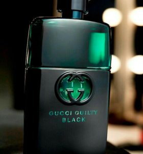 """Gucci """"Gucci Guilty Black Pour Homme"""""""