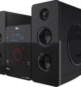 HI FI система LG CM 2760
