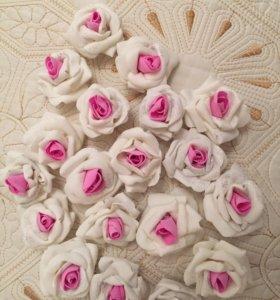 Цветы из фомиарана
