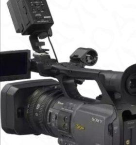 Видеокамера Sony dvcam