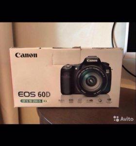 Canon eos 60d kit 18-135