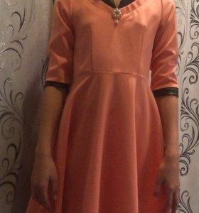 Платье для девочки 134-140