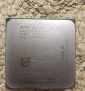 Оперативная память DDR2 и проц AMD