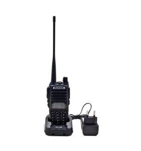 Продам рацию Baofeng uv-82 +антенна N771