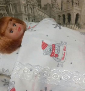 Кпб для куклы.