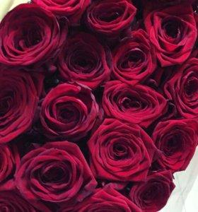 Цветы Розы на день матери 26 ноября