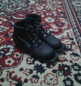 Лыжные ботинки Nordway(не были в использовании)
