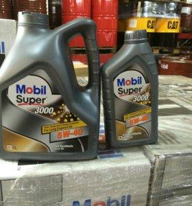 Масло Mobil Super 3000 X1 5W40