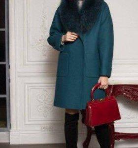 Новое зимнее пальто на 48-50 р-р