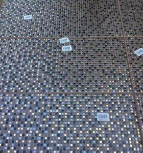 керамическая декорированная плитка
