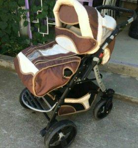 Детская коляска-трансформер
