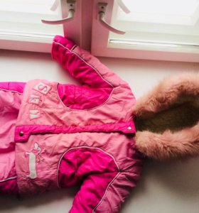 Куртка зимняя от 0 до 2 лет
