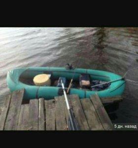Лодка резинка