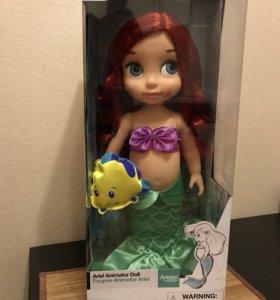 Кукла Ariel Disney animator