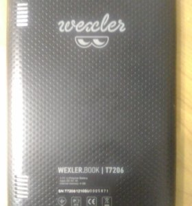 Электронная книга Wexler T7206