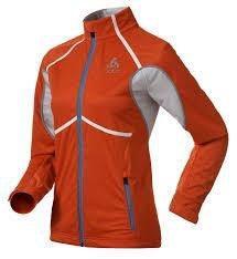 Разминочная куртка-ветровка Odlo