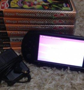 PSP и 7 игр