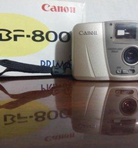 Пленочный фотоаппарат Canon Bf-800