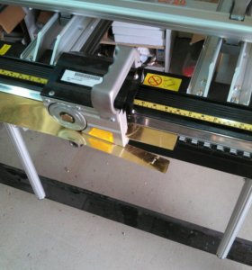 Листогиб ТАРСО МАХ20 и нож (новый) с ремкомплектом