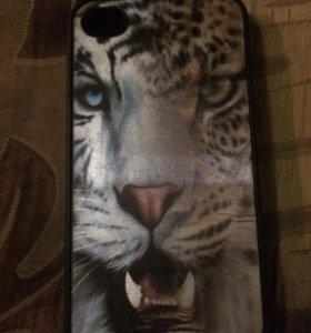 Чехол 3D на IPhone 4/4s