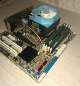 Asus m2n-vn hdmi процессор AMD Athlon 64 X2 AM2+
