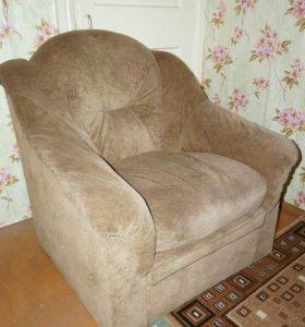 2 кресла б/у в отличном состоянии