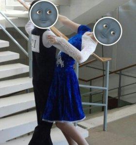 Танцевальное платье (бально-спортивное)