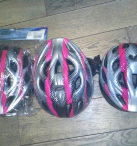Новые дет.шлемы длякатания на роликах и велосипеде