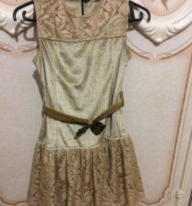 Платье можно в прокат.