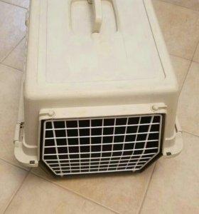 Переноска для кошки или...