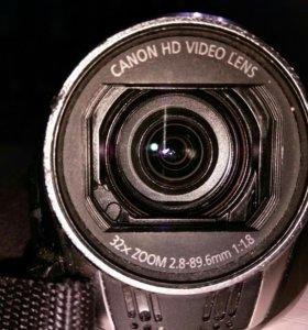 Камера Canon Legria HF306