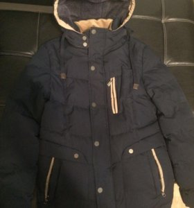 Куртка зимняя подростковая(парка)