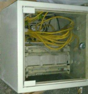 Телекамуникационный шкаф-ящик