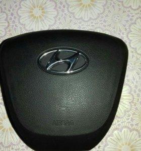 Заглушка в руль для Hyundai