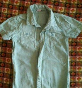 Рубашки для мальчика на выход и повседневные