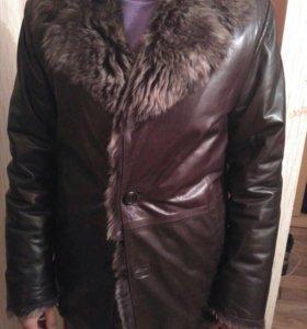 Мужская шуба / куртка