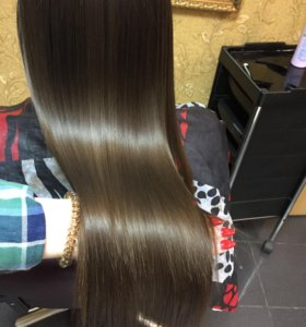 Ботокс для волос, полировка волос