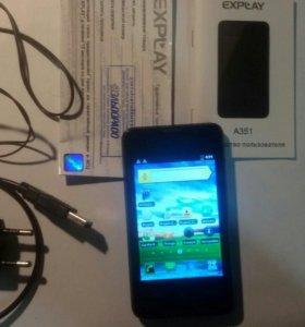 Телефон Explay A351
